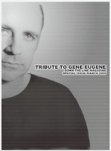 Gene Eugene Tribute Cover